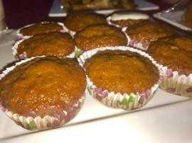 Carrot cake Madagascar