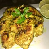 grilled chicken tanzania