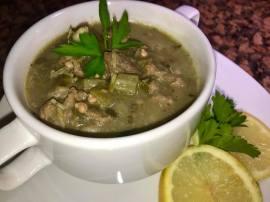 Nigeria Okar Soup