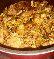 puerto rican chicken